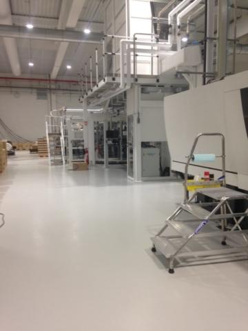 Semi Lisse Epoxydiquee Atelier Plasturgie
